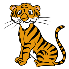 tiger png transparent images and clipart free download rh pngimagesfree com clip art of tiger lily tiger shark clipart