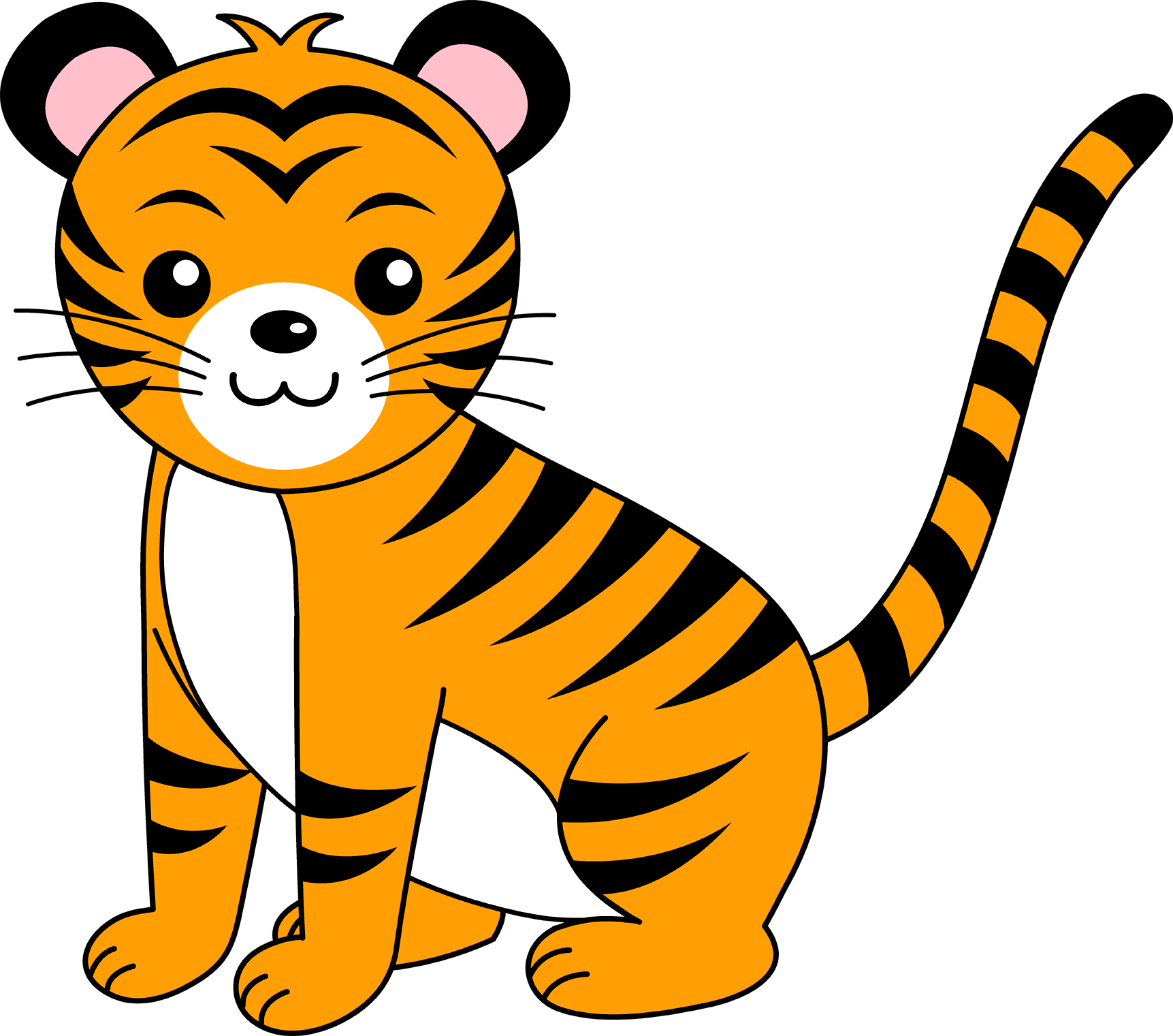 tiger png transparent images and clipart free download rh pngimagesfree com images and clip arts of build my church images and clipart
