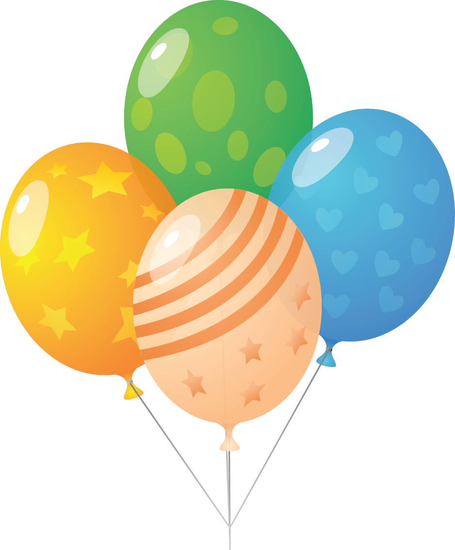 Balloon multi colour PNG image Balloon Transparent ...