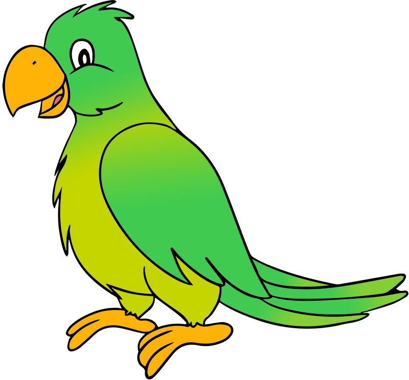 parrot clipart png images free download rh pngimagesfree com parrot clip art black and white parrot clipart images