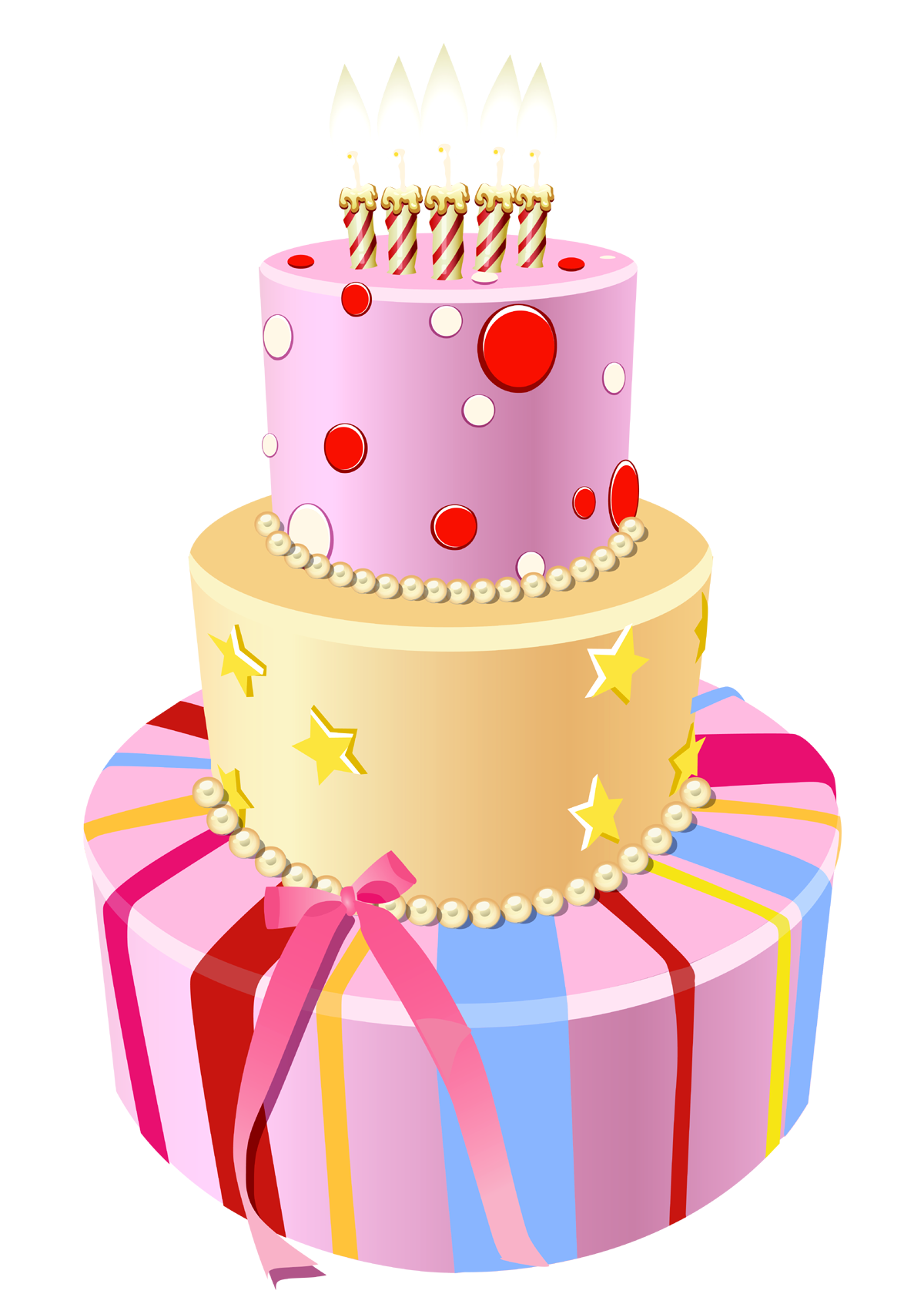 Cute Birthday Cake Clipart Gallery Free Clipart Picture Cakes Free cake pictures clip art
