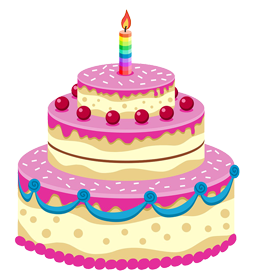 Best Birthday CAKE Png Images FREE