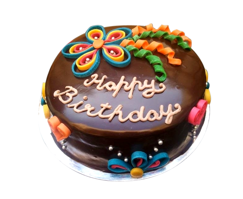 Birthday Cake Images With Name Deep : Chocolate cake png with transparent background