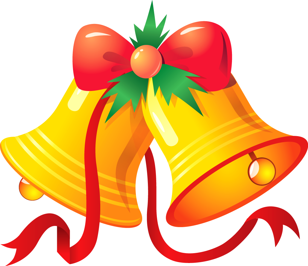 christmas bell clipart png free