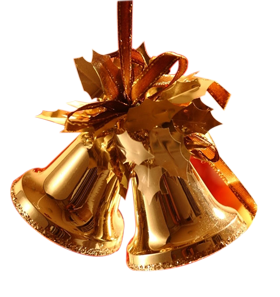 Christmas Bell Png Transparent Backround