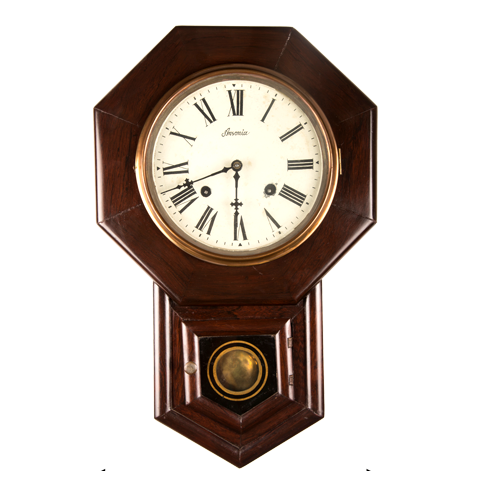 home objects clock png image vintage old wall cloc