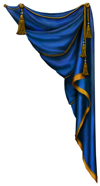 Curtain png images free download pngimagesfreecom for Blue theatre curtains png