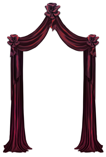 Curtain picture transparent isolated background free for Tende frama