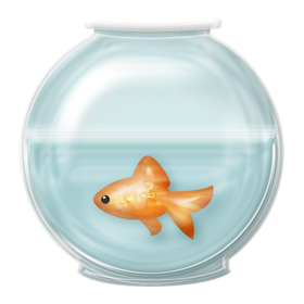 Fish in bowl png photos free images clipart for Legal fish bowl