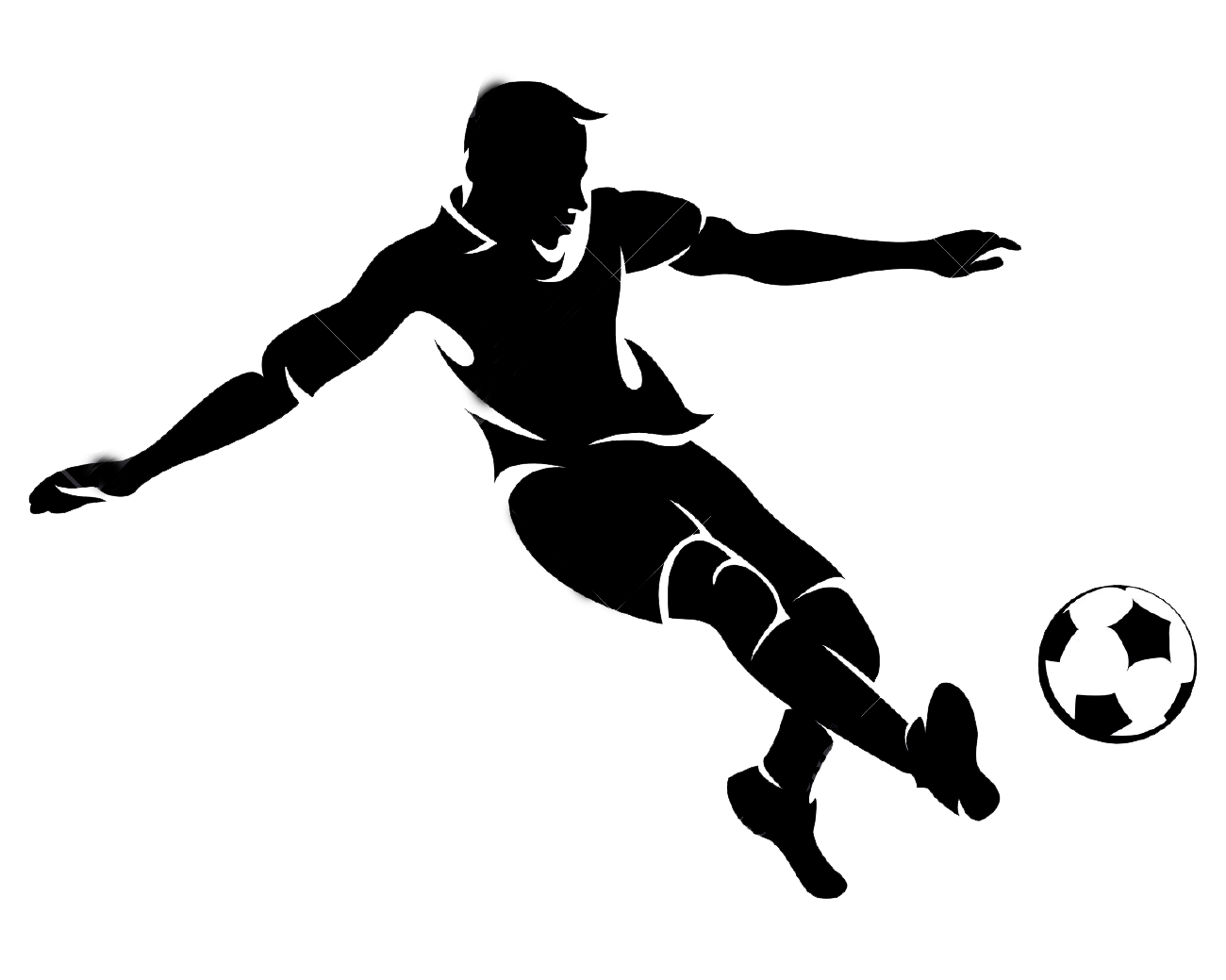 Resultado de imagen de football player logo png