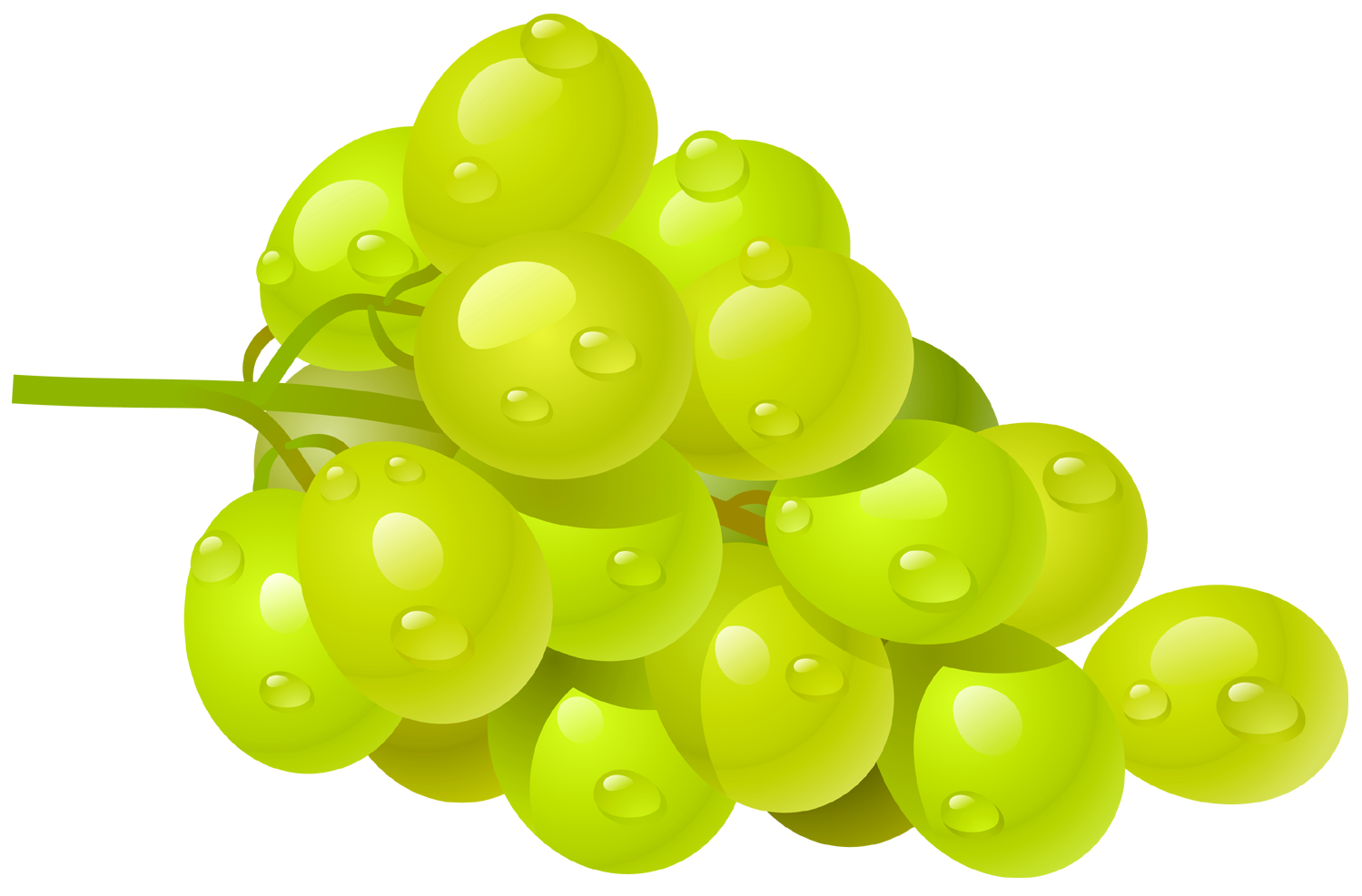 Grapes Png Clipart With Transparent Background