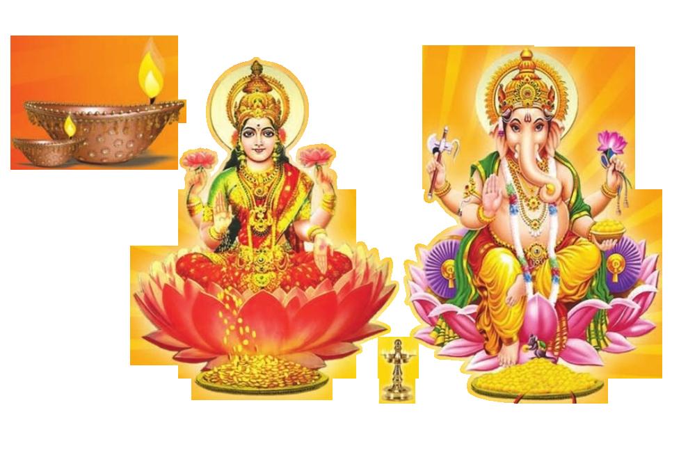 Diwali Hd Png Transparent Diwali Hd Png Images: God Laxmi Ganesh Transparent Background Images