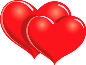 Heart  png images collection