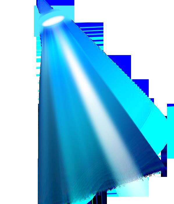Blue LIGHT PNG Images Free