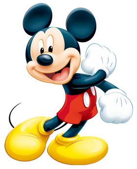 Happy Mickey Mouse