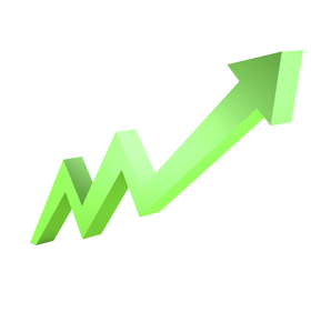 Growth Arrow png image