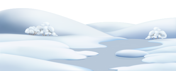 Winter_Snow_Ground_PNG_Clip_Art_Image