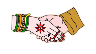 wedding hand png indian