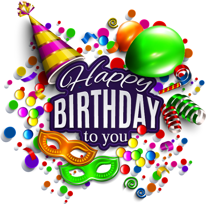 Birthday PNG Vectors, Photos And PSD Files Free Download