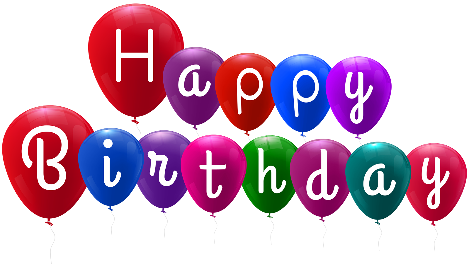 happy birthday text art design free