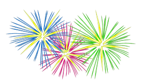 thee Fireworks png