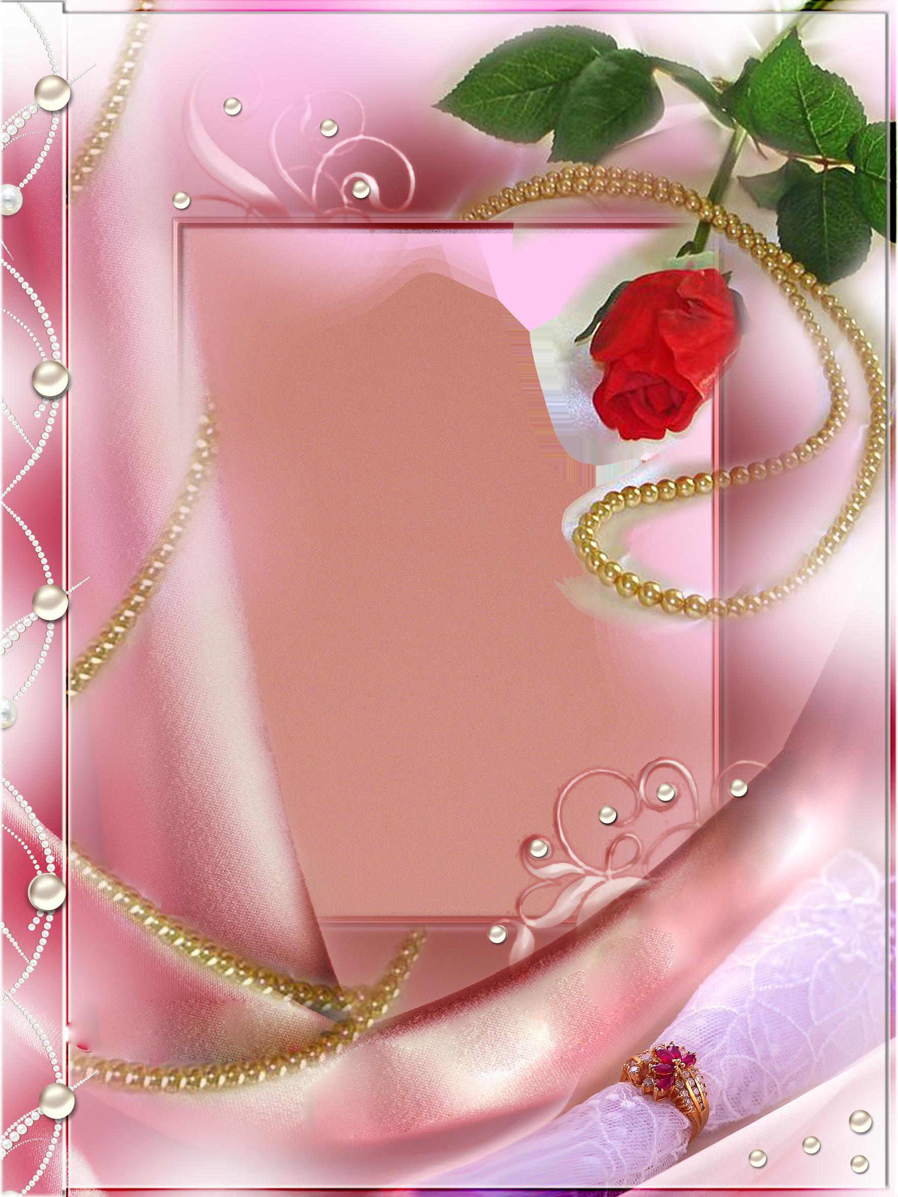 pink printable frame 300 dpi resolution free image
