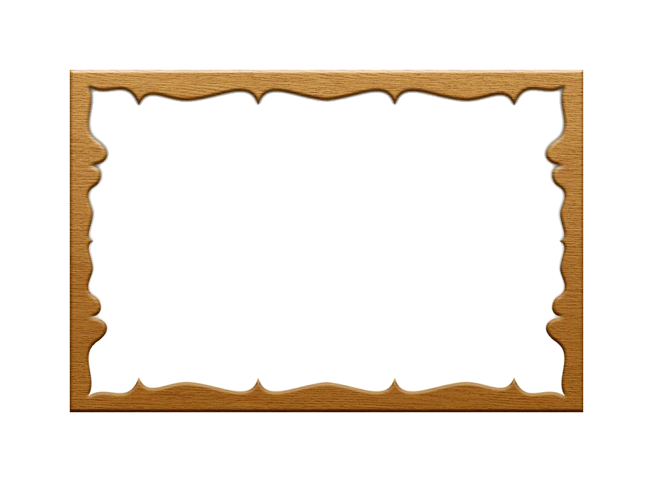 Wood Frame Png : png frame wooden with transparent background, wood frame png clipart ...
