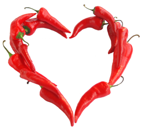 Chilli Heart png
