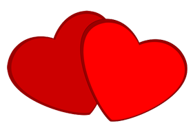 two-hearts-clipart-eleven