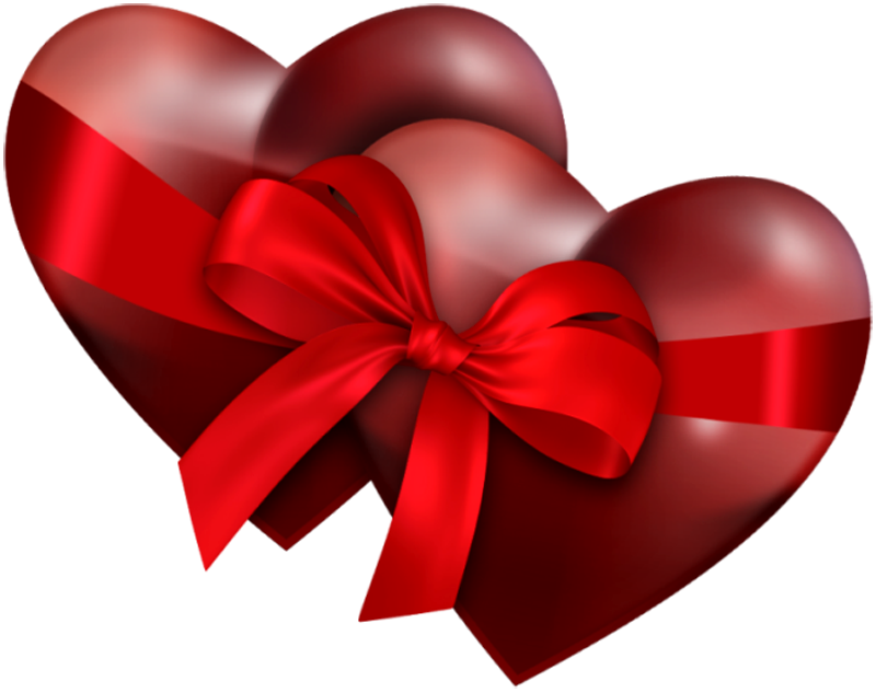 Two Heart PNG Pictures and Clipart Transparent
